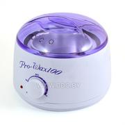 Нагреватель воска в банке (400мл) с доп чашей PRO-WAX